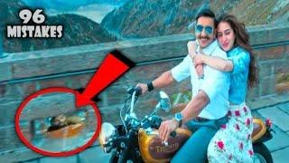 (96 Mistakes) In Simmba - Plenty Mistakes In Simmba Full Hindi Movie - Ranveer Singh & Sara Ali Khan