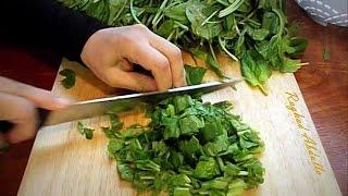 كيفية تحضير السبانخ الطازجة للطهي