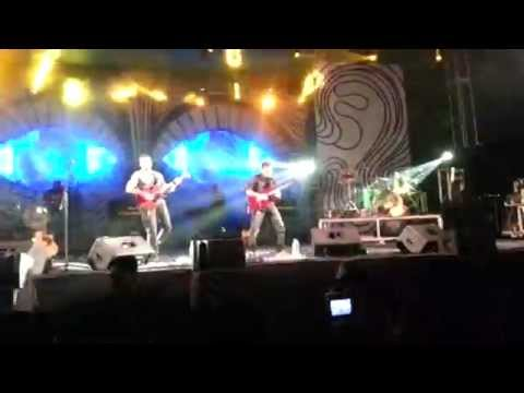 Indus Creed Live Thief at nh7 weekender Kolkata