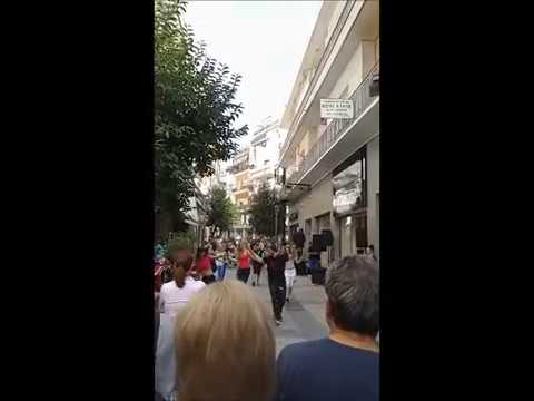 Flash mob by move it fitness club Drama Cuba song zumba fitness!!!