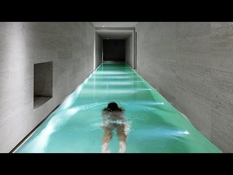 This Pool Will Give You Nightmares...