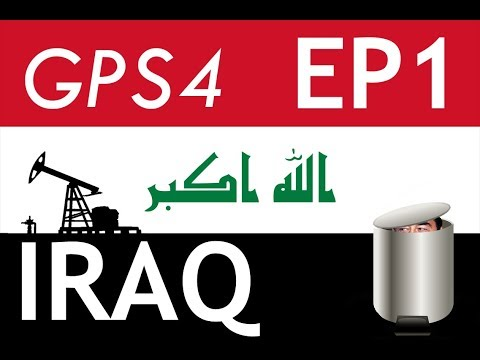 Geopolitical simulator Power & Revolution 4 ~ Iraq - Episode 1