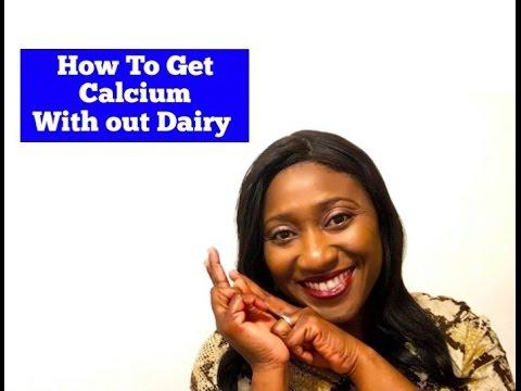 How To Get Calcium As Vegan | Vegetarian | Healthy Tip