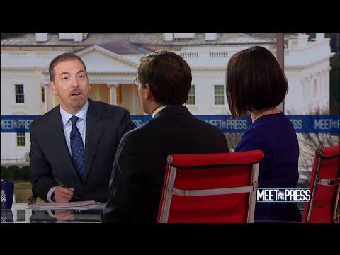 Full Panel: Pelosi Calls Trump's Proposal 'Unacceptable' | Meet The Press| NBC News