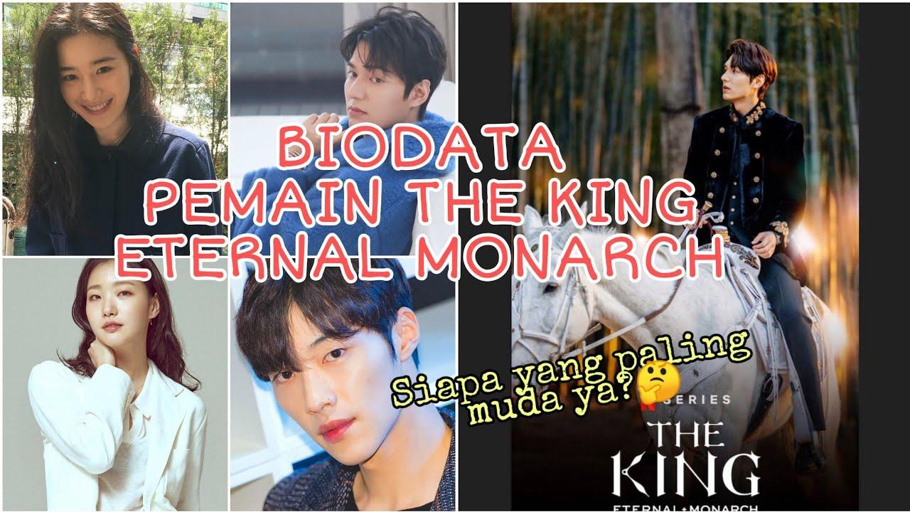 Biodata Pemain The King Eternal Monarch