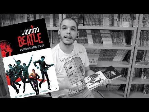 #22 - O Quinto Beatle - A História de Brian Epstein - Review