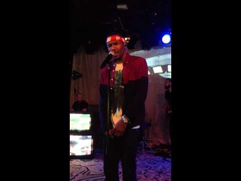 Frank Ocean- American Wedding + Voodoo @ Paradise Rock Club Boston 7/28