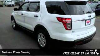 2014 Ford Explorer Base - Walker Ford - Clearwater, FL 33764