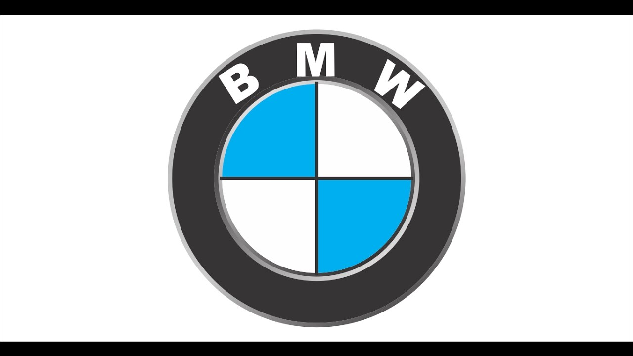 bmw m logo vector. how to draw a bmw logo in coreldraw tutorials vector graphics youtube bmw m