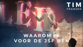Tim Fransen - Waarom ik voor de JSF ben
