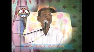 Bro.Yesanna message on 1 march 2012 in gudarala pandugalu
