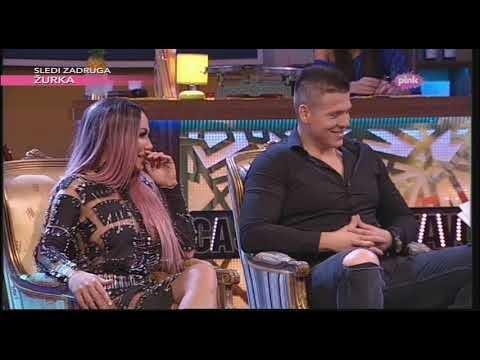 Tamara Đurić O Staniji I Slobi - Ami G Show S11 - E02