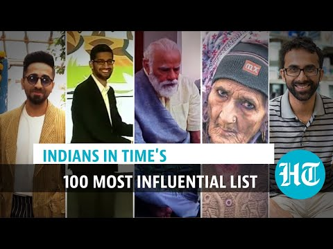 Time's '100 Most Influential People
