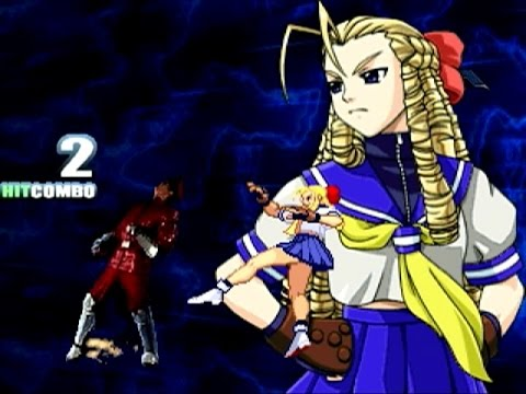 Requiem Mugen Karin Kanzuki #Final: Street Fighter the Movie Strikes Again