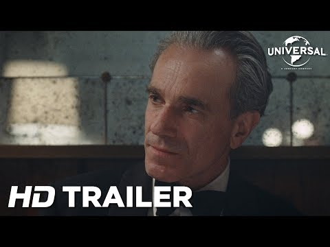 Trama Fantasma - Trailer Oficial 1 (Universal Pictures) HD