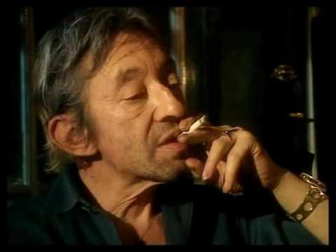 Je suis venu vous dire (1/4) - Derniere Interview de Serge Gainsbourg 1990