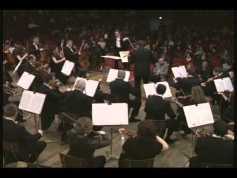 Rodion Schchedrin - Concerto Cantabile, Philippe Graffin Violin solo