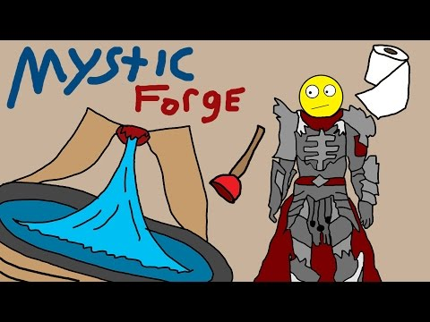 Guide To The Mystic Forge (Toilet) Guild Wars 2