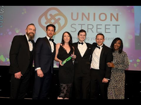 Customer Focus Award – SME: Union Street Technologies
