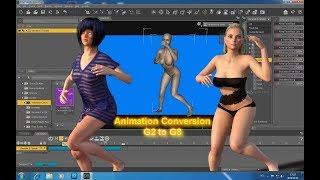 Download How To Genesis 8 Animate In Daz Studio MP3, MKV