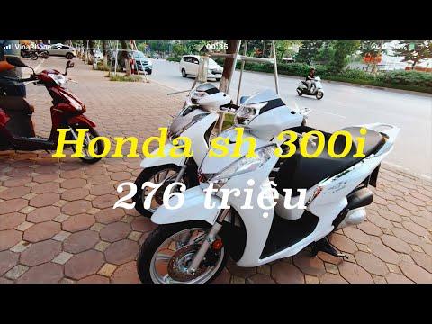 HMT - Honda sh 300i 2019 giá 276tr   So sánh nhập và sh việt   Chiếc xe cho người đẳng cấp