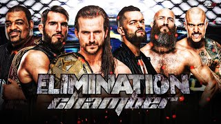 ELIMINATION CHAMBER ÉPICA de luchadores de NXT! #WWE2K20