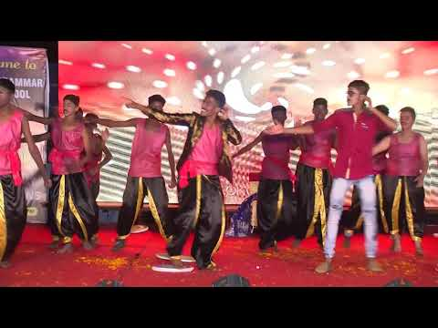 Rangasthalam Movie Remix Dance Performance