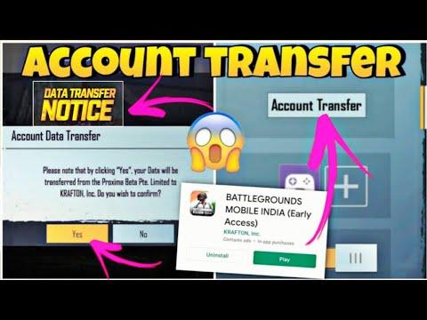 Bgmi data not transfer,bgmi data not transfer facebook,bgmi data transfer option not showing