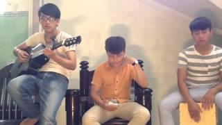 Thương nhau để đó - Guitar Nghĩa Mão - Cajon Dương Cóc - Cover by Shyn