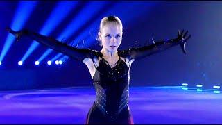 Александра Трусова в шоу Евгения Плющенко Лебединое озеро 5 01 2021
