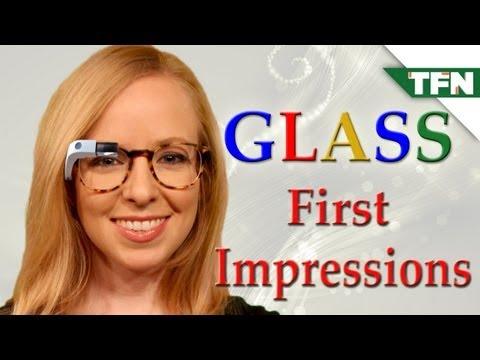 Google Glass: First Impressions