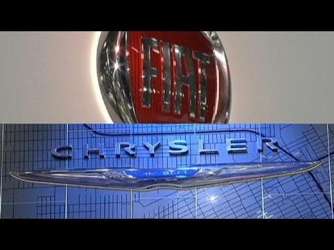 Fiat Chrysler Automobiles entra em Wall Street - corporate
