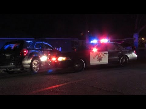 Hemet, CA: High Speed Pursuit Leads to Arrest