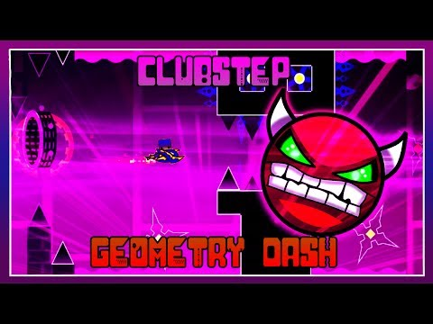How To Beat Clubstep! Geometry Dash