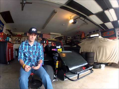 Hunter Smith Racing Update:  April 30, 2013