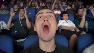 WWE Royal Rumble 2017 IN-THEATER LIVE REACTION