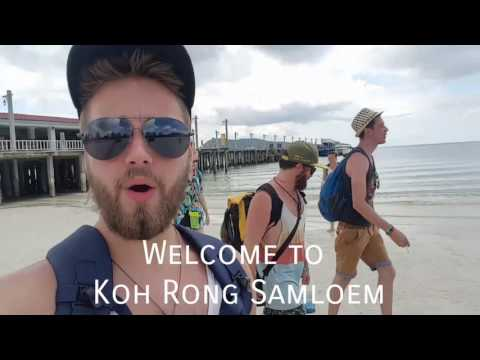 Travel VLOG 2017: Sihanoukville, the island, and the last days in Cambodia