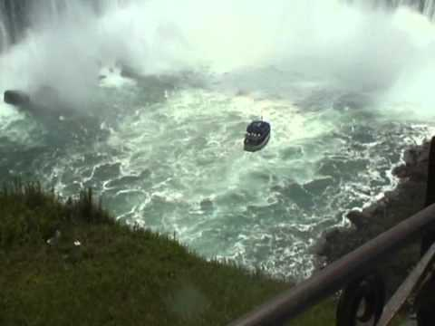 Basin Zim Hinche Haiti to Niagara falls ON Canada