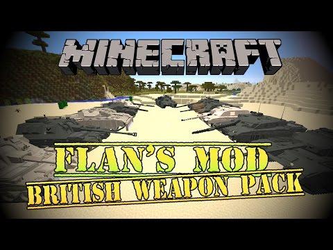 [FR]-Flan's (British Weapon Pack)-[1.7.10]