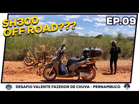 SH300 Offroad!! PE-630 PIOR Estrada que pegamos | Dormentes - Santa Filomena | EP09 - VFC-PE