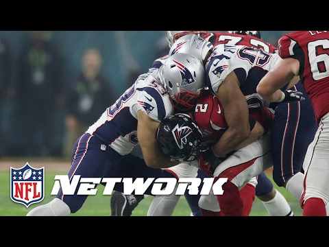 Super Bowl Film Study: How the Patriots Stopped the Falcons Offense | NFL Network