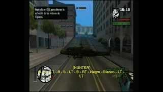 Trucos de GTA: San Andreas (Versión Xbox)