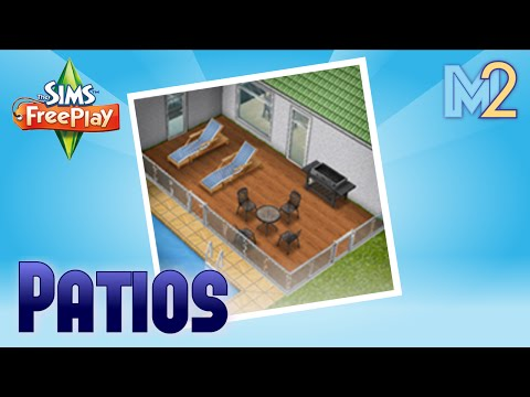 Sims FreePlay – Patio Quest (Tutorial & Walkthrough)