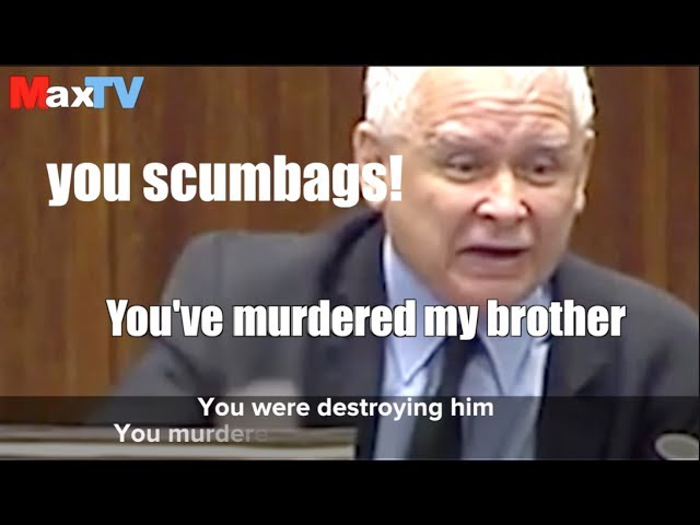 Polish parliament: You scumbags! Kaczynski: Won! - Max Kolonko Mówię Jak Jest