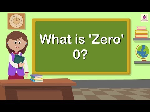 What Is 'Zero' 0? | Maths Concept For Kids