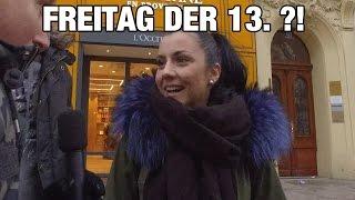 FREITAG DER 13. ?!
