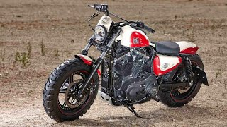 The American Dream Motorcycles - Harley Davidson Sportster