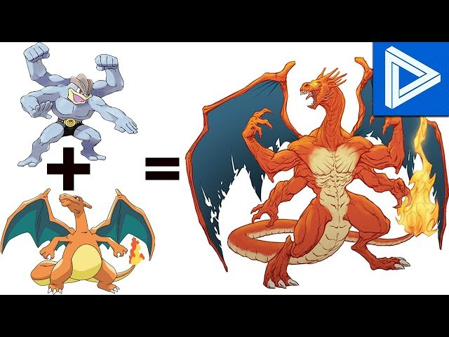top 10 trends 10 more pokemon fusions you wish actually existed