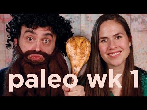 Week 1 on the Paleo Diet