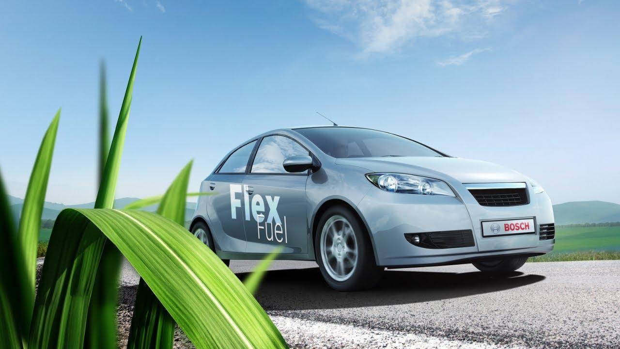 Wonderlijk EN | Bosch flex fuel systems - YouTube LB-61